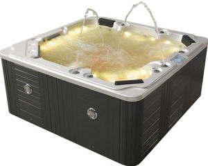 Garden Hydrotherapy Hot Tub SPA (M-3314) pictures & photos