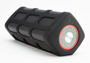 Ultra-Portable Wireless Bluetooth Speaker, Powerful Sound with Build in Microphone, Works for iPhone, iPad Mini