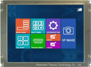 """800X600 8"""" TFT LCD Display RS232 LCD Module (HMT080EB-C) pictures & photos"""