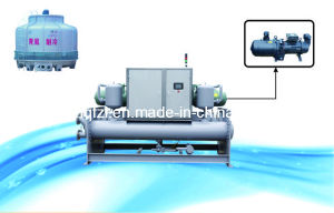 Screw Style Water Cooled Chiller for Air Conditioning pictures & photos