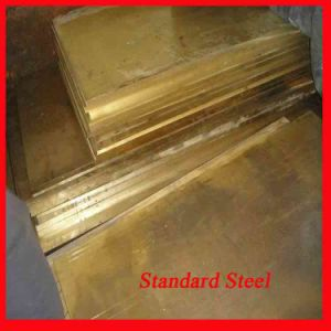 Brass Sheet (H59 H62 H63 H65 H68 H70 H80 H85 H90 H96) pictures & photos