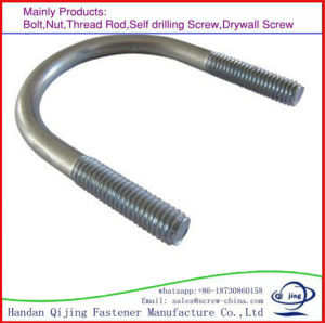 High Quality Stainless Steel U Shape Bolt/U Bolts pictures & photos