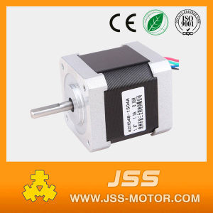 Single Shaft Stepper Motor (stepping motor) with CE for 3D Printing pictures & photos
