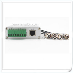 HD Cat5 Cable 4 Channel Passive UTP Video Balun Twisted Pair pictures & photos