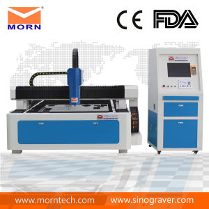 Jinan Manufacture High Quality Fiber CNC Laser Metal Cutting Machinery Factory Price pictures & photos
