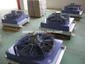 Hydraulic Oil Cooler with Fan for Cat (B4002) pictures & photos