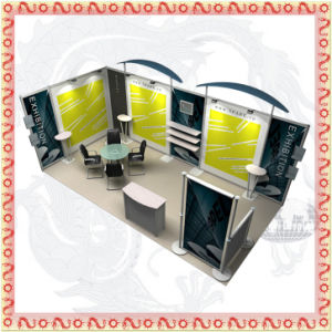 3X6 Meters Exhibition Booth Display pictures & photos
