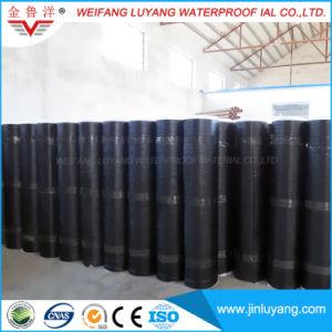 Self-Adhesive Building Material, Polymer Modified Bitumen Self Adhesive Waterproof Membrane