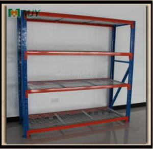 Warehouse Storage Rack Shelving Wire Shelf Mjy-Ws15 pictures & photos