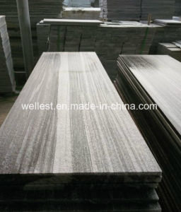 G302 Nero Santiago Grey Granite for Wall Caldding, Flooring Tile pictures & photos