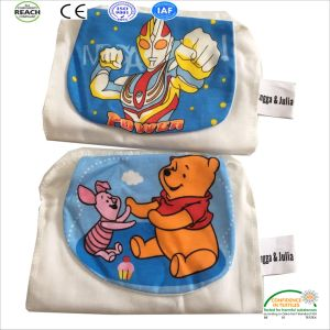 Mothers′ Best Choice 100% Organic Cotton Bandana Bibs for Baby pictures & photos