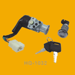 Motorbike Ignition Switch, Motorcycle Ignition Switch for Hq1032 pictures & photos