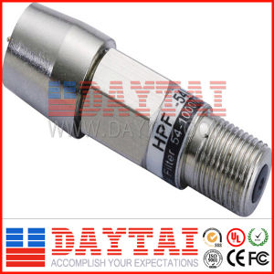 54~1000 MHz CATV High Pass Filter pictures & photos