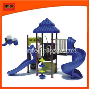 Rubber-Coating Children Outdoor Playground Equipment pictures & photos