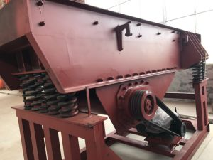 Welding Vibrating Screen for Mobile Station pictures & photos