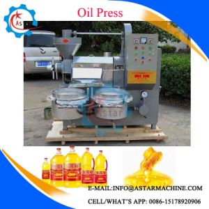 Automatic with Vacuum Filter Peanut Oil Extraction Machine pictures & photos