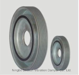 Crankshaft Pulley / Torsional Vibration Damper for Peugeot 0515. Q6 pictures & photos