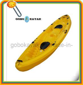2+1 Seat Rotomolding Kayak pictures & photos