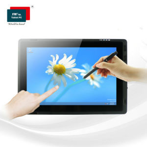 10.1 Business Windows Tablet PC with capacitive and electromagnetic screem