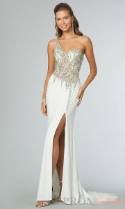 One Shoulder Formal Evening Dresses (ED14005) pictures & photos