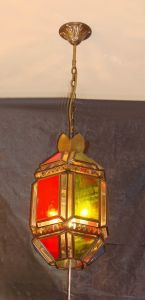 Copper Pendant Lamp with Glass Decorative 18999 Pendant Lighting pictures & photos