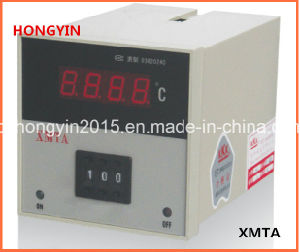 Xmta 96*96 Number Indicating Temperature Controller with CE pictures & photos