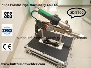 Sdj3400 Plastic Hand Extruder Welding Machine pictures & photos