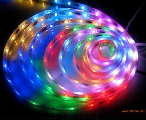 2018 Hot New Model High Quality Waterproof Holiday Use Flexible LED Strip Light pictures & photos