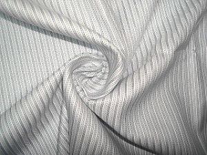 Jacquard Stripe Yarn Dyed Shirting Fabric pictures & photos