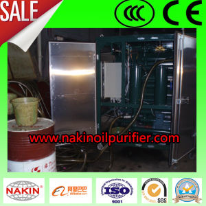 Closed Type Vacuum Transformer Oil Purifier, Oil Specification Recovery Plant pictures & photos