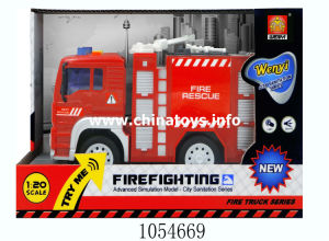 2017 Friction Car Toy Garbage Truck Car (1054666) pictures & photos