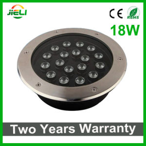 Outdoor Good Quality 18W Warm White/White LED Underground Light pictures & photos