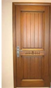 Solid Wooden Door From Shandong, China pictures & photos