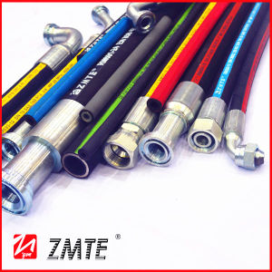 Rubber Hydraulic Hose on Promotion in Zmte pictures & photos