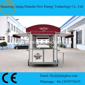 China Market Buy Mobile Food Truck/Luch Wagon with Cheaper Price pictures & photos