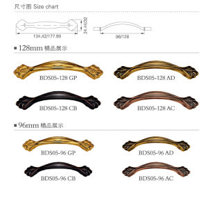 Forged Brass Kitchen Handle and Cabinet Handle pictures & photos