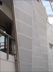 Exterior Perforated Panel for Wall Cladding Decoration (GLPP 8015) pictures & photos
