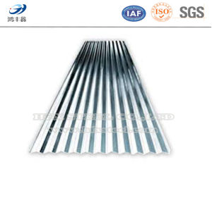 Hot DIP Galvanize Steel Roofing Sheet for Building pictures & photos