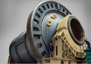 High Efficiency Ball Mill Certified by BV, SGS, ISO9001: 2008 pictures & photos