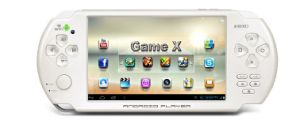 "5"" Capacitive Tablet Game Console (S5300)"