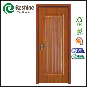 MDF Teak Melamine Unfinished Door Skin 3mm