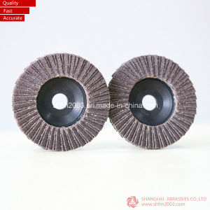 Zirconia Conical Abrasive Flap Discs for Stainless Steel pictures & photos