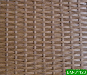 All-Weather UV-Resistant Basket Imitated PE Rattan (BM-31120)