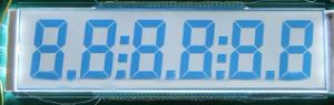 Fuel Dispenser TN LCD Display