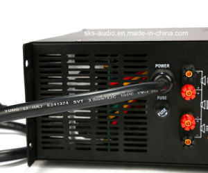 High-Power 2 Channels Professional Power Amplifier pictures & photos