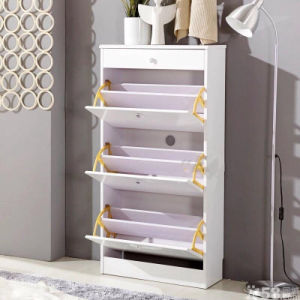 Customized Shoe Rack for Home Use pictures & photos