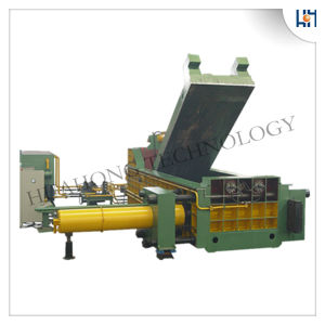 Hydraulic Scrap Compressed Baler (CE)