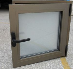 Aluminum Single Sash Casement out Swing/Outward Opening Window Manufacturer