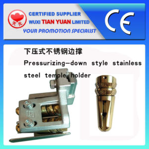 High Quality Pressuizing-Down Style Stainless Steel Temple Holder pictures & photos
