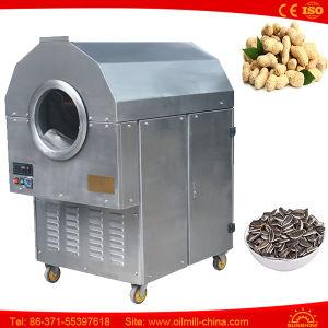 Groundnut Sunflower Seeds Rice Tea Chestnut Almond Roaster Machine pictures & photos